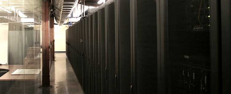 datacenter for cloud hosting
